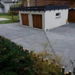 beton poreux beton drainant vaulnavey